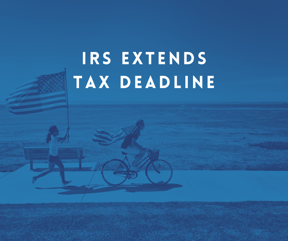 IRS Extends Tax Deadline ()